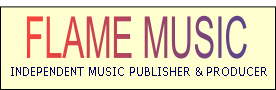 INDEPENDENT MUSIC PUBLISHER & PRODUCER